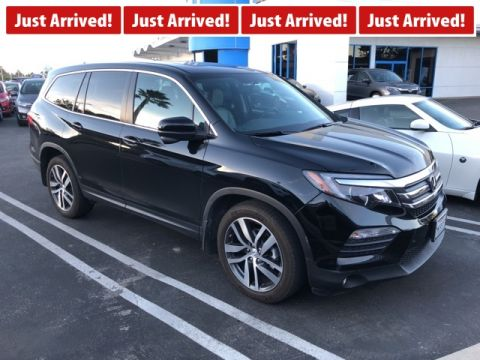 Certified pre owned hondas santa maria sunset honda for Certified pre owned honda pilot 2016